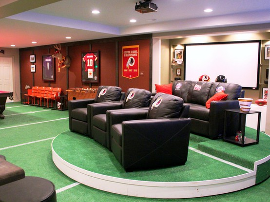 50 of the sickest ManCaves